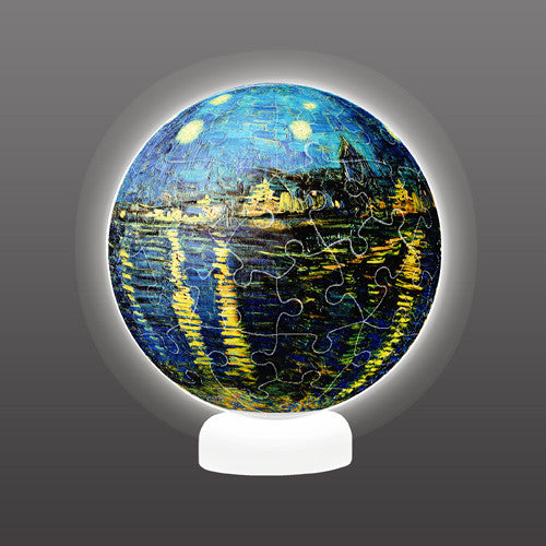 J1024 Pintoo Puzzle Sphere Light - Starry Night 1888