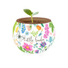 Puzzle Flowerpot (80 pieces) - Little Garden