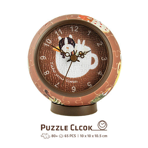Puzzle Clock - Nan Jun - Take Your Time