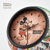 Puzzle Clock (145 pieces) - Vintage Mickey