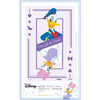 Donald & Daisy Duck 40 pieces plastic jigsaw puzzle