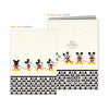Delightful Mickey Puzzle Notebook Cover