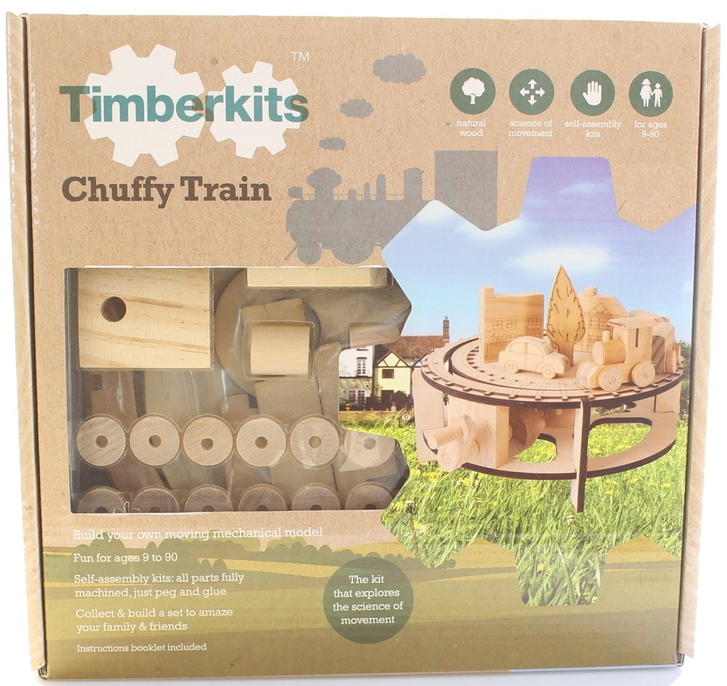 Chuffy Train Kit