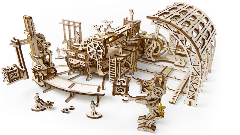 Mechanical Model - Robot Factory