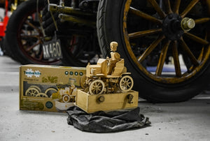 Mechanical Model: Vintage Car Kit