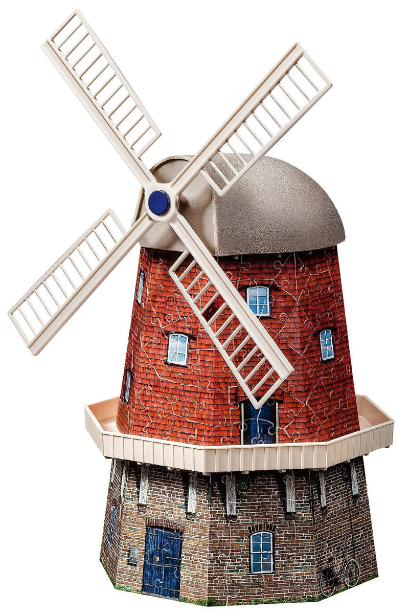 3D Windmill Puzzle (Ravensburger)