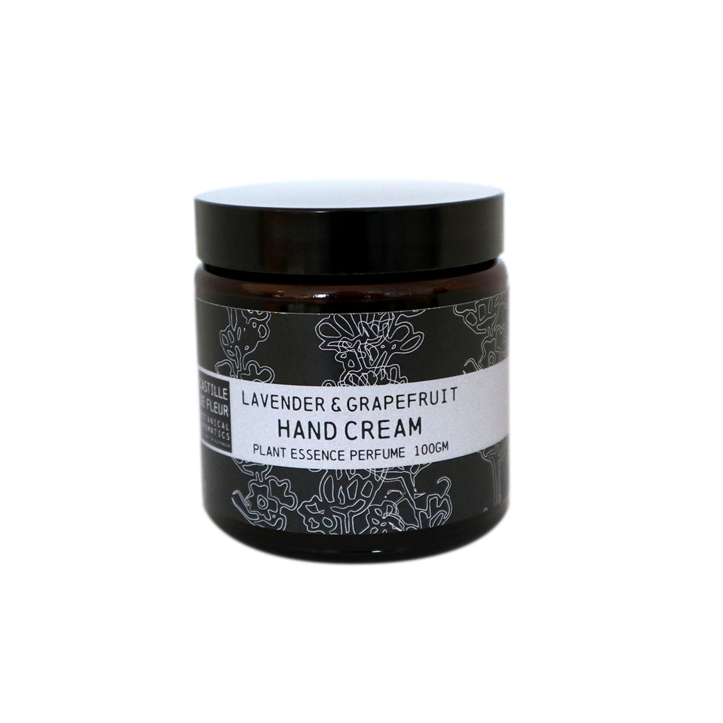 Lavender & Grapefruit Hand Cream (100gm)