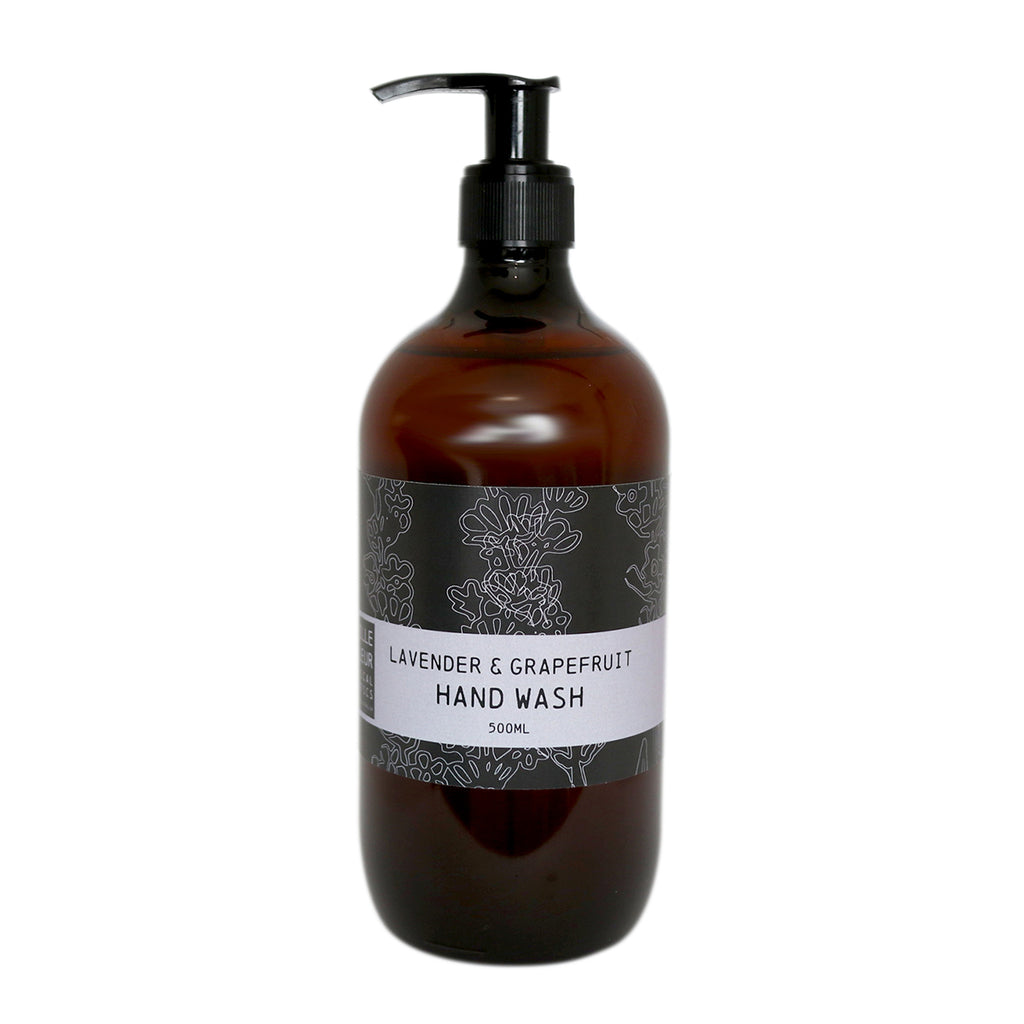 Lavender & Grapefruit Hand Wash (500ml)