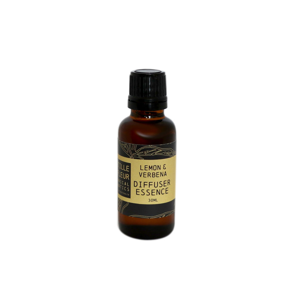 Lemon & Verbena Diffuser Essence (30ml)
