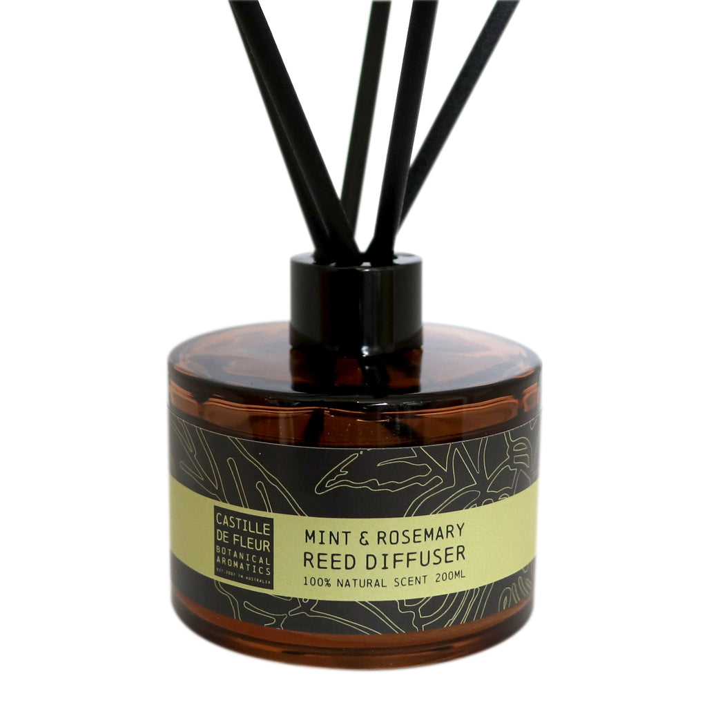Mint & Rosemary Reed Diffuser