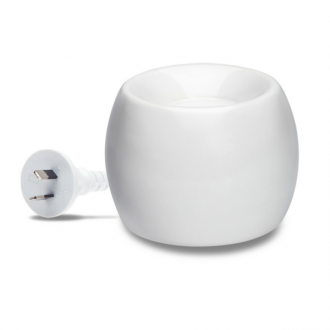 Electric Vaporiser (White)