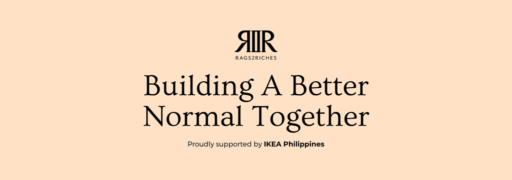 Building A Better Normal Together with IKEA Philippines