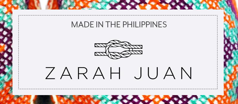 Made in the Philippines: Embroidered T'boli Espadrilles by Zarah Juan