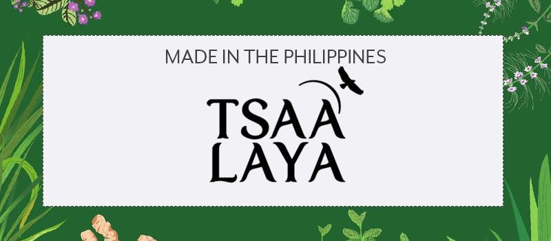 Made in the Philippines: Premium Local Teas by Tsaa Laya