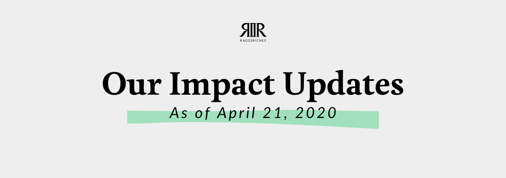 Our Impact Updates: Part 1