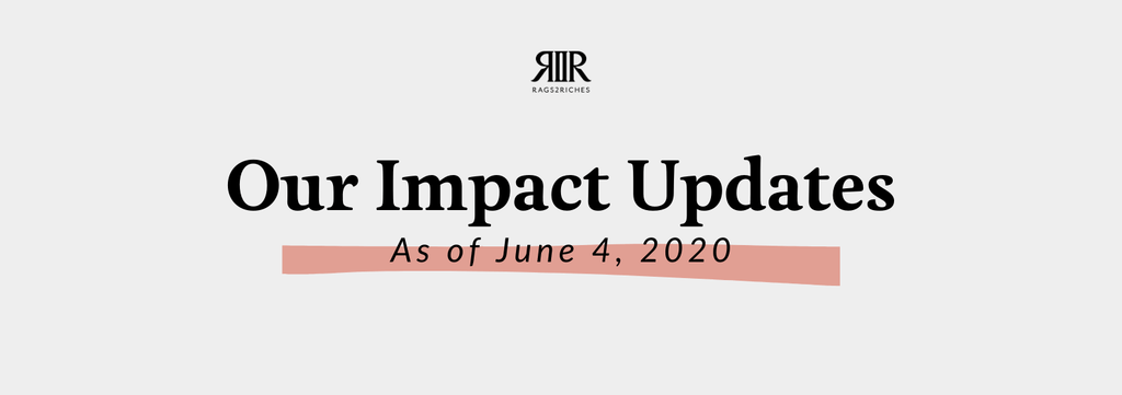 Our Impact Updates: Part 2