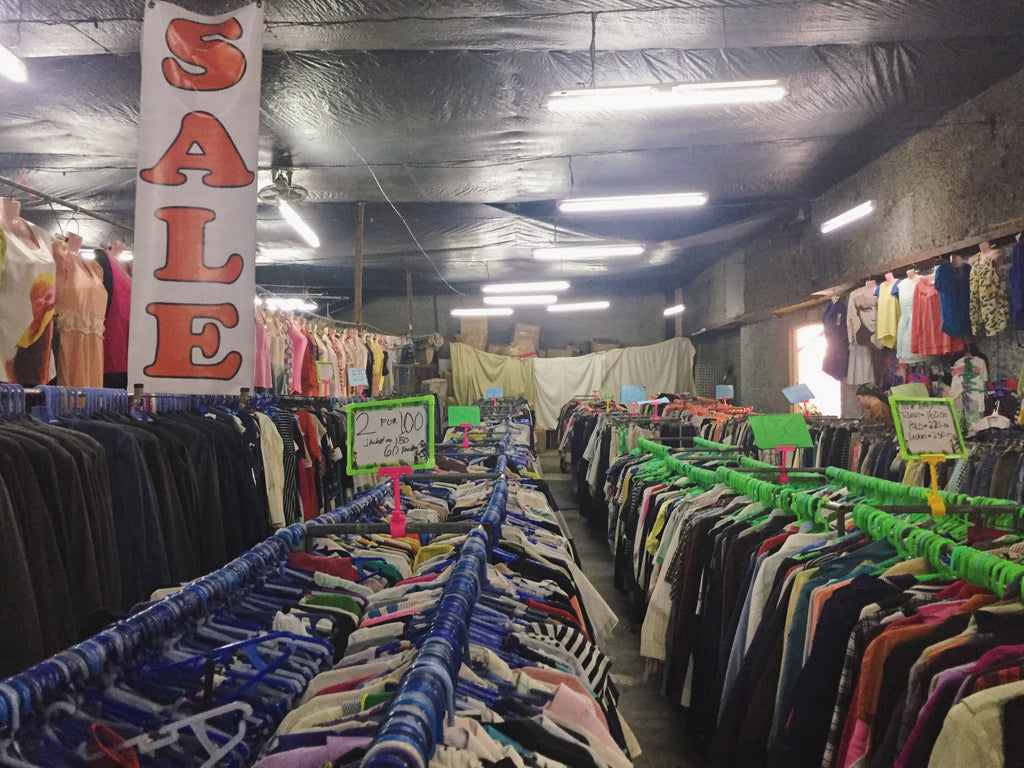 A Guide To Ukay Ukay Shopping In The Philippines Things That Matter By Rags2riches