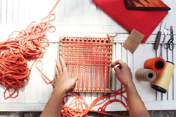 Rags2Riches-R2R-Weaving-Workshop
