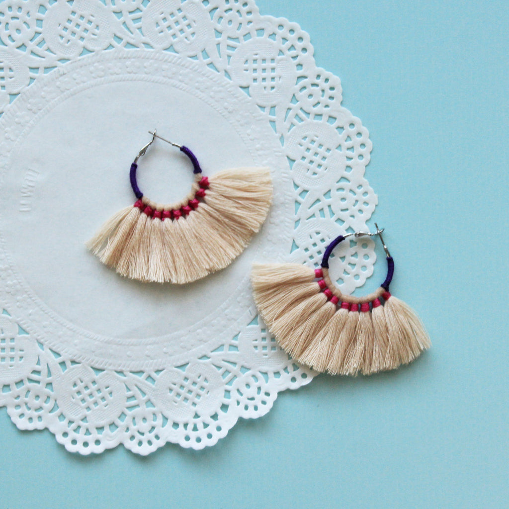 Adriana Earrings Fashion Tejo
