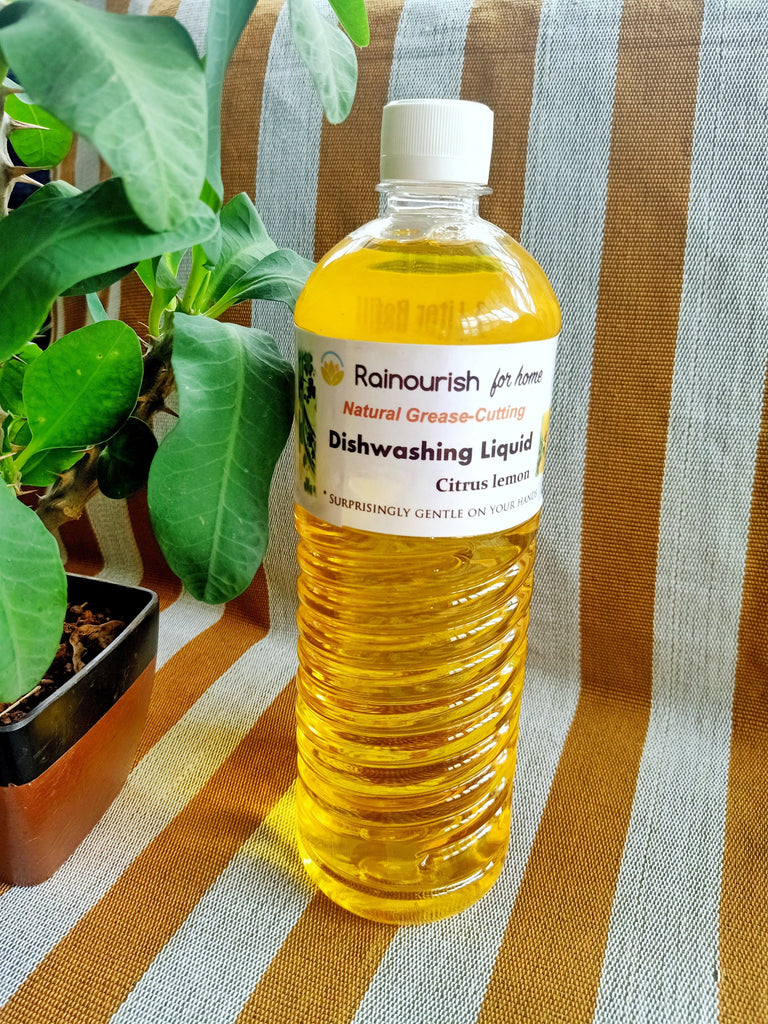 Dishwashing Liquid Home Rainourish and Rainforest