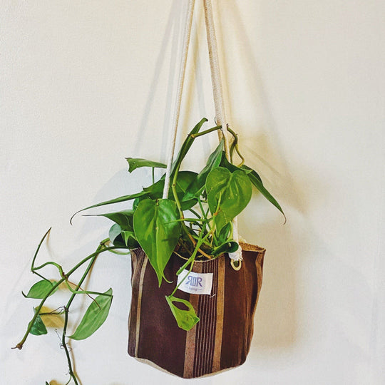 Hanging Planters Kantarines Brown