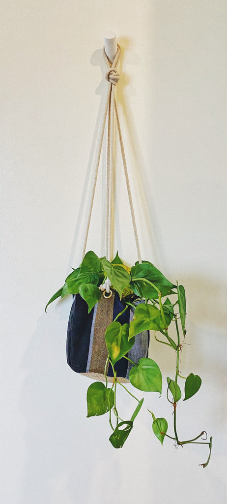 Hanging Planters - Medium Home Rags2Riches