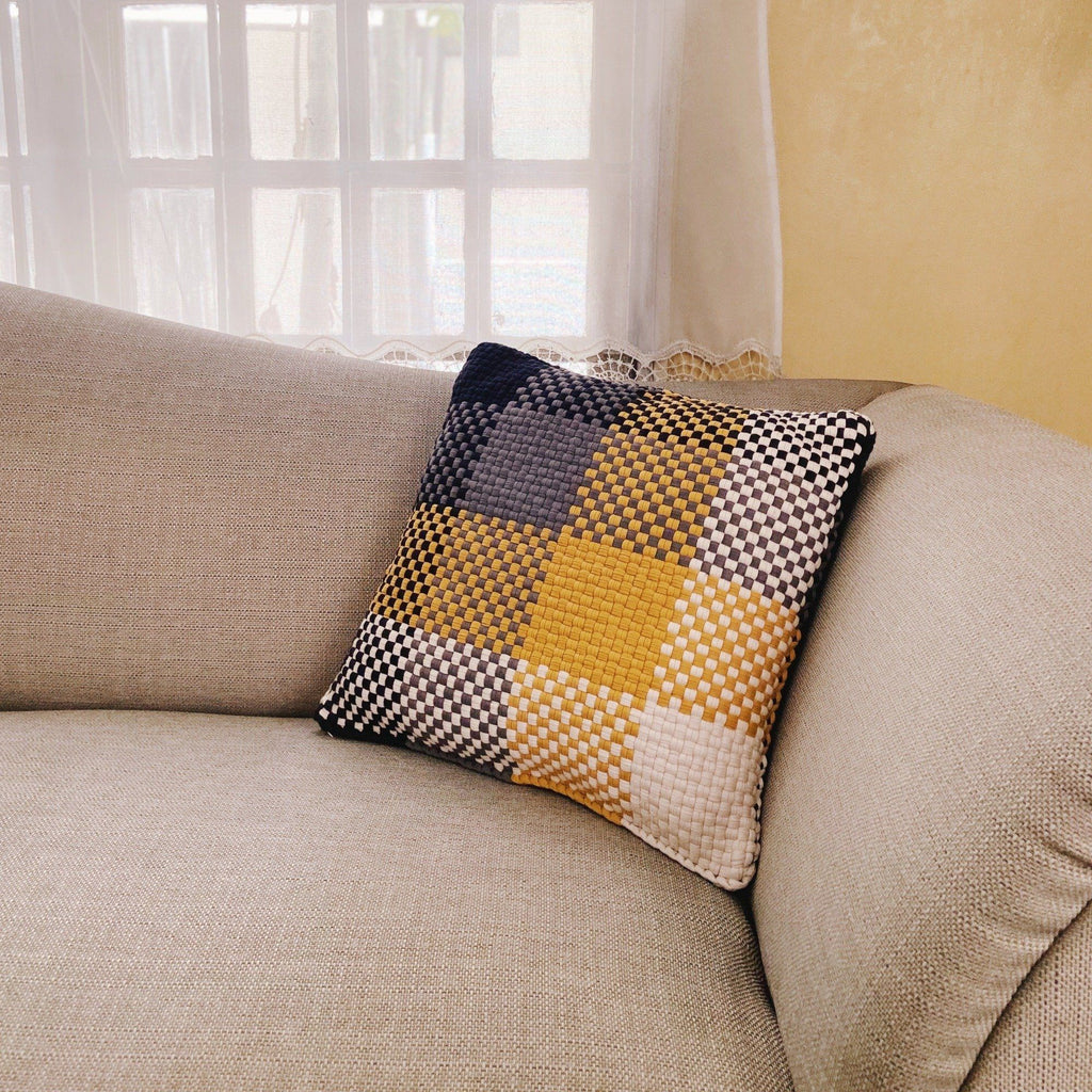 Pixel Pillows Blocks Home Rags2Riches