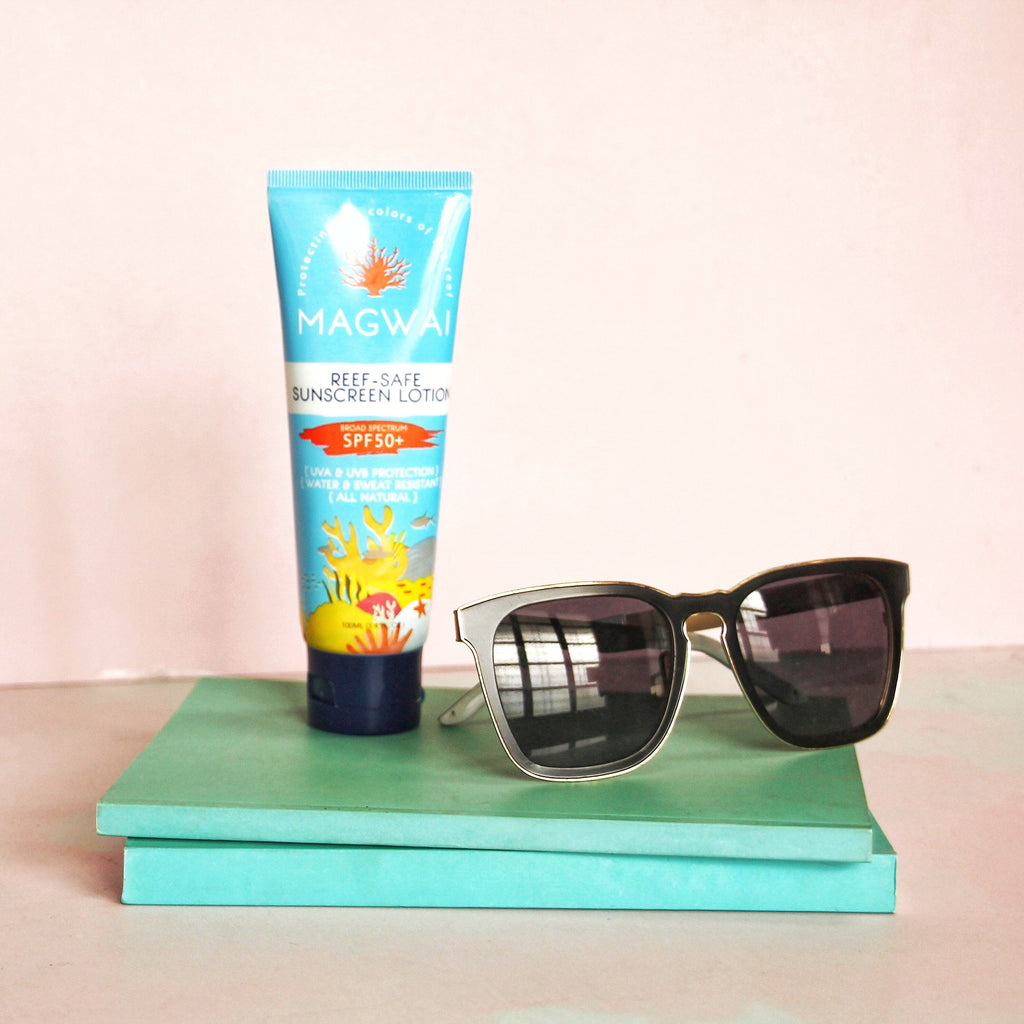 Reef-Safe Sunscreen Beauty Magwai