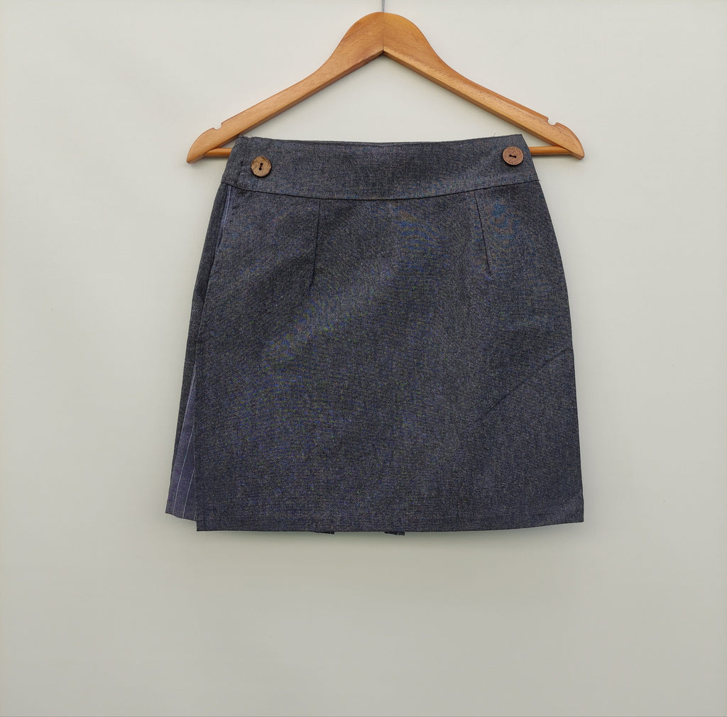 [SAMPLE] Mini Denim Skirt Fashion Rags2Riches