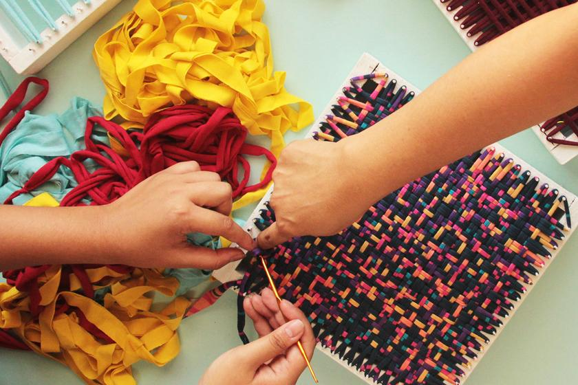 JOIN OUR WEAVING WORKSHOP
