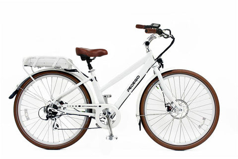 PEDEGO STEP-THROUGH CITY COMMUTER