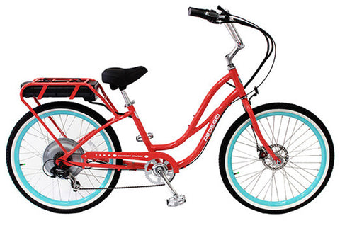 PEDEGO STEP-THROUGH COMFORT CRUISER