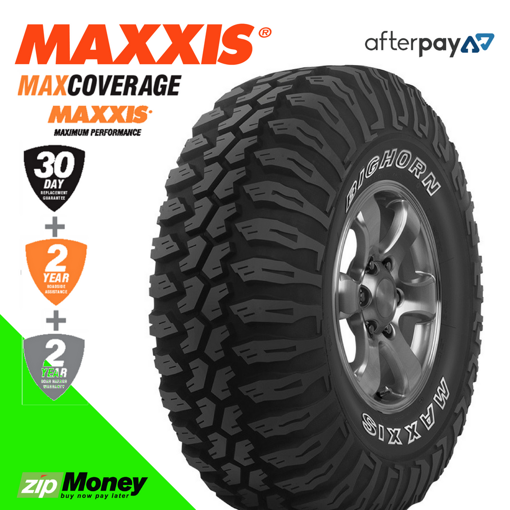 Maxxis MT762 Angle (4WD) - 265/75/R16     10PR 123/120M   NEW TYRE 265 75 16 - BUDGET TYRE OUTLET Oxenford & Tweed