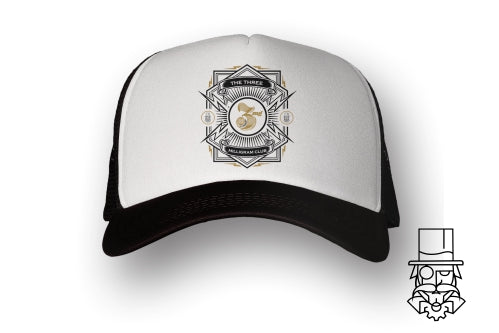 Sir Vape Trucker Cap - 3mg Club