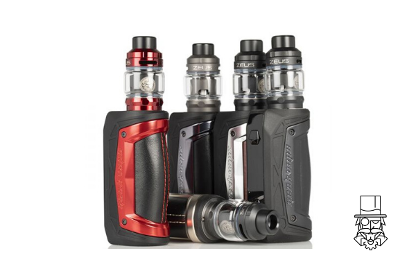 *** NEW *** GEEK VAPE AEGIS MAX 100W STARTER KIT
