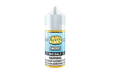 Loaded Smores Nic Salts 30ml
