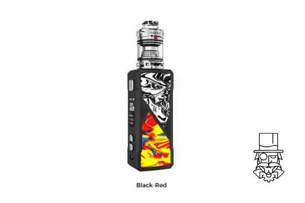 Maxus 100W Box Mod Kit with Fireluke 3 Tank Resin Edition 5ml