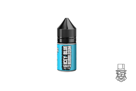 Icey Blue Bubblegum Salts 30ml