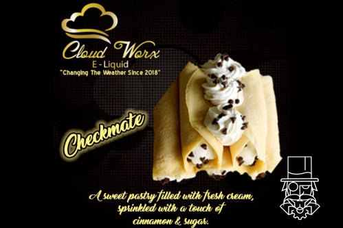 Checkmate by Cloud Worx 60ml