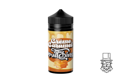 Creme Caramel Pudding – 120ml