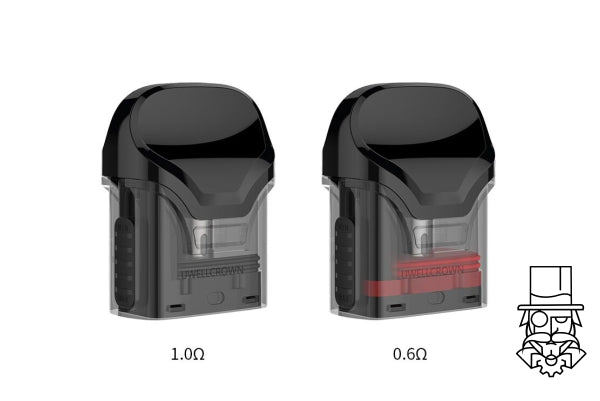 ** NEW ** Uwell Crown Replacement Pods