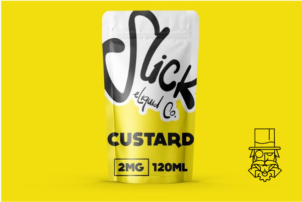 Slick Custard by NCV 120ml