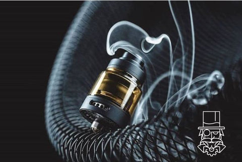 Ether RTA by Vaping Bogan & Suicide Mods