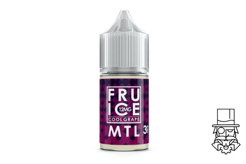Fruice Cool Grape MTL 12mg 30ml