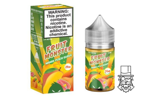 ***SALTS*** Fruit Monster Salts - Mango, Peach & Guava 30ml