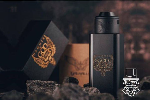 Hammer Of God XL by Vaperz Cloud