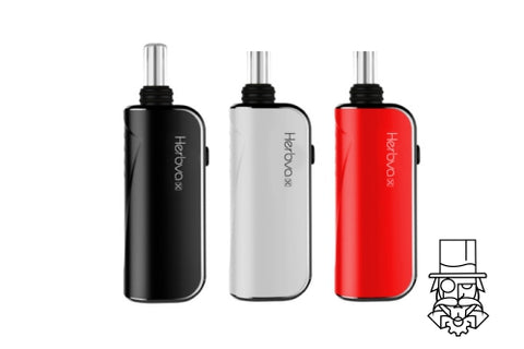 ***NEW*** Airistech Herbva X 3 in 1 Herb / Oil / Wax Vaporizer