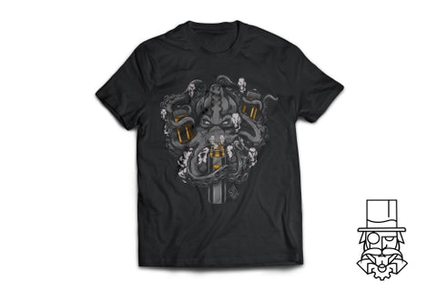 Sir Vape Kraken T-Shirt