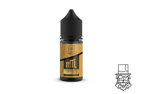 Havana Gold 12mg MTL 30ml