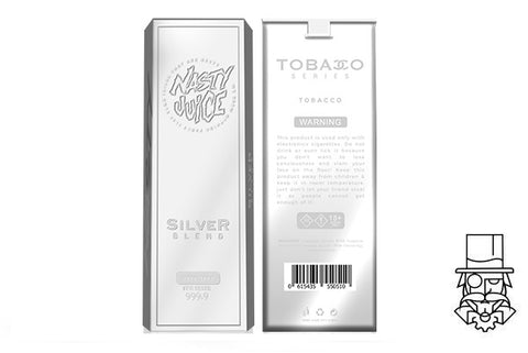 SILVER - Nasty Tobacco series
